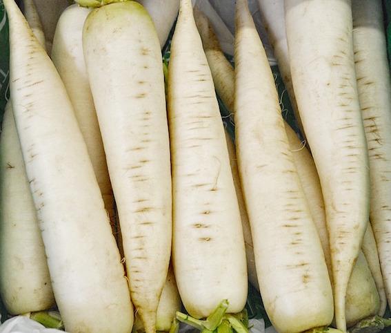 icicle-radishes